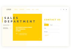 Contact form layout for 3 different department Check attachments for real pixel and share your thought. Contact Page, Contact Form, Portfolio Website Design, Ui Elements, Ui Design, Bar Chart, Concept, Messages, Thoughts