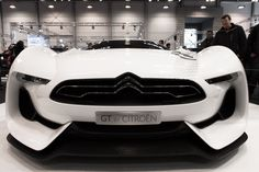 """""""GT by Citroen"""" concept car from 2008"""