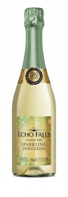 Echo Falls releases 0% alcohol sparkler