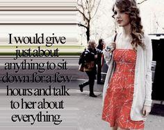Every Swiftie's dream <3