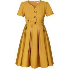 a lovely Orla Kiely dress