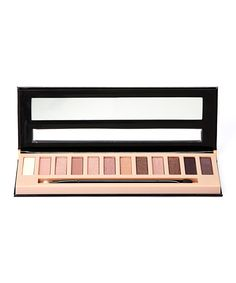 Create subtly beautiful tones with this nude palette including 12 shades to use or mix and make your own bold color.0.42 oz.Imported