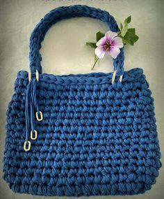 Island Breeze Bag – A Free Crochet Pattern - Crochet Crafty Ideas ( Free…