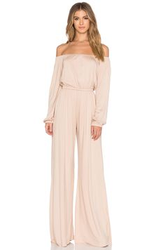 Shop for Rachel Pally x REVOLVE Paolo Jumpsuit in Bamboo at REVOLVE. Free day shipping and returns, 30 day price match guarantee. Classy Outfits, Chic Outfits, Wedding Jumpsuit, Rachel Pally, Overall, Look Chic, Revolve Clothing, Just In Case, Evening Dresses