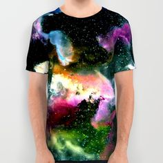 In Space All Over Print Shirt