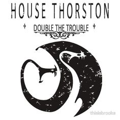 """HTTYD """"House Thorston"""" Graphic Tee"""