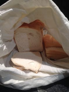 Waste Free Bread And How To Make A Loaf Bag