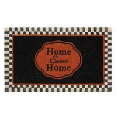 Home Sweet Home Welcome Mat Rug Door Entry Outdoor Decoration Decor Floor Dirt #SummerfieldTerrace