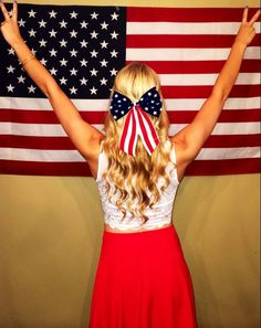 Classy-Fabulous-Girl: all american girl 🇺 🇸 god bless 'meric All American Girl, American Pride, American Flag, 4th Of July Outfits, Fourth Of July, Girl God, Casino Outfit, Classy And Fabulous, Red White Blue