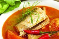 Trinidad and Tobago Fish Broth