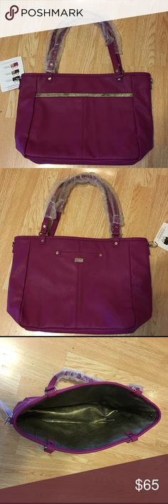 Thirty-One Townsfair Reversible Tote See last pic Thirty-One Bags Totes