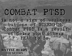 What to expect when dating someone with ptsd