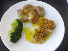 XandaSpot: Bacalhau fresco no forno