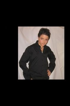 Young Gianluca IL VOLO ~  What a cutie!