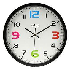 "12""H Modern Style Wall Clock – GBP £ 29.71"