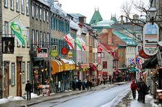 10 des meilleurs restaurants de Québec. Vous avez faim ?  // 10 of Québec City's best restaurants. Hungry ?