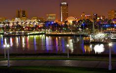 City of Long Beach in California