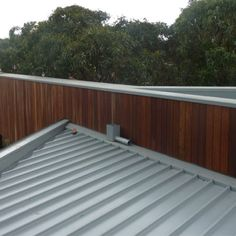 True Blue Roofing Geelong specializes in metal wall cladding which can quickly transform any wall. They are also experts in all aspects of roofing. Roof Cladding, Exterior Cladding, Wall Cladding, Corrugated Roofing, Corrugated Metal, Blue Roof, Park Homes, Metal Roof, Blue Walls