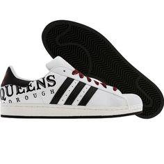quality design 7cb2b 0a547 Adidas Superstar II 2 - Queens Borough (run white   black1   lgtsca) 078777  -  69.99