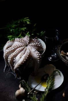 Octopus, foodstyling and photography. www.chefdarko.com