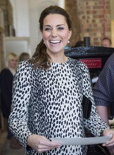 Kate Middleton - Kate Middleton Visits Margate