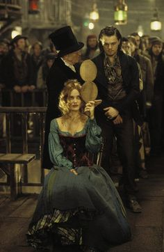 Net Image: Cameron Diaz and Leonardo DiCaprio in Miramax's Gangs of New York - Cameron Diaz and Leonardo DiCaprio in Miramax's Gangs of New York - 2002 Photo ID: . Picture of Gangs of New York - Latest Gangs of New York Photo. Martin Scorsese, Cameron Diaz, The Best Films, Great Movies, Iconic Movies, Sandy Powell, Gangs Of New York, Day Lewis, French Films