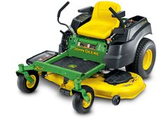 John Deere Zero Turn Mowers | Zero Turn Riding Lawn Mowers
