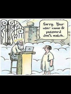 Cartoon Jokes, Funny Cartoons, Funny Comics, Funny Jokes, Funny Cartoon Pictures, Bizarro Comic, Christian Cartoons, Christian Jokes, Humor Cristiano