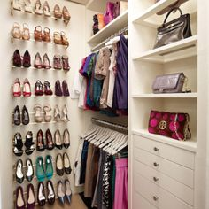 In This Article We Will Show You Many Small Walk In Closet Ideas To Help  You To Choose The Right Design For You. And How To Organize A Small Walk In  Closet