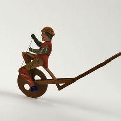 Unicycler push toy Diaporama