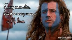Top 10 Inspirational Movie Quotes