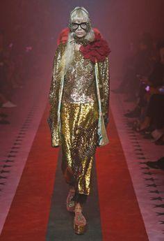 GUCCI MFW SS17 – fashiontv.com