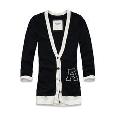 Abercrombie & Fitch Womens Alana Sweater