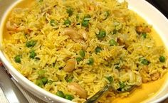Cashew Rice with Peas     Basmati rice is a traditional Indian rice. It is imported from the East and may be purchased at all Indian grocer...
