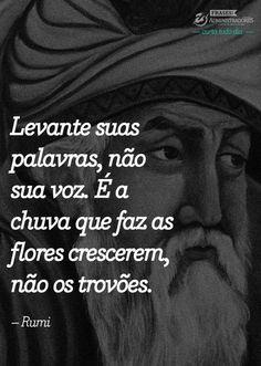 rumi frases em portugues - Pesquisa Google