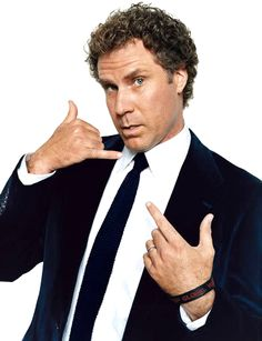 No, just no - Will Ferrell