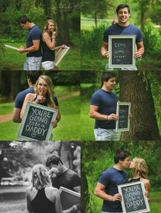 New Baby Reveal Quotes 58 Ideen - Babies - Schwangerschaft Cute Pregnancy Announcement, Pregnancy Announcement To Husband, Reveal Pregnancy To Husband, Baby Reveal Ideas To Parents, Cute Baby Announcements, Erwarten Baby, 3rd Baby, Baby News, Surprise Pregnancy