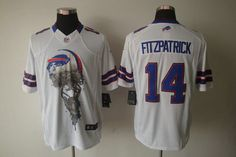 d68fff6b4 Buy Online Nike Bills 14 Fitzpatrick White Helmet Tri-Blend Limited Jerseys  from Reliable Online Nike Bills 14 Fitzpatrick White Helmet Tri-Blend  Limited ...