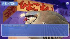 Avian dating sim Hatoful Boyfriend makes its mobile debut