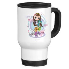 Estilo grande 2 de los pequeños mascotas. Regalos, Gifts. Producto disponible en tienda Zazzle. Tazón, desayuno, té, café. Product available in Zazzle store. Bowl, breakfast, tea, coffee. #taza #mug