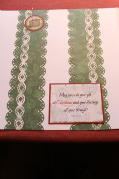 Jewel power palette paper and Expressions of the Holidays vellum Christmas Scrapbook Layouts, Scrapbook Borders, Scrapbooking Layouts, Scrapbook Cards, Winter Christmas, All Things Christmas, Christmas Boarders, Creative Memories, Page Layout