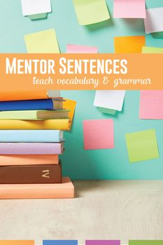 Mentor sentences from literature are the perfect tools for teaching vocabulary and grammar. Use a variety of activities to scaffold the material. Teaching High Schools, Teaching Vocabulary, Tools For Teaching, Vocabulary Activities, Teaching Writing, English Classroom, Art Classroom, English Teachers, English Lesson Plans