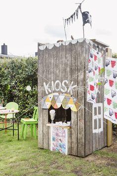 KIOSK Kids speelhuis kiosk | House of pictures