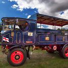 Super Sentinel Steam Waggon.