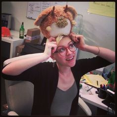 Limited Mini Jackalopes are back in stock! Kendra is EXTREMELY EXCITED!! #squishable #plush