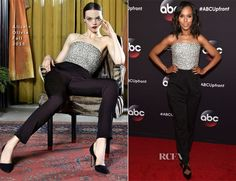 Kerry Washington In Alice   Olivia – 2015 ABC Upfront