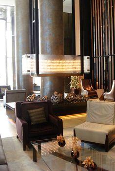 trump soho lobby = new living room inspiration