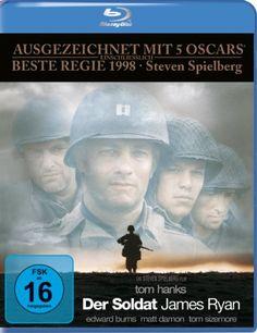 Der Soldat James Ryan * IMDb Rating: 8,6 (485.806) * 1998 USA * Darsteller: Tom Hanks, Tom Sizemore, Edward Burns,