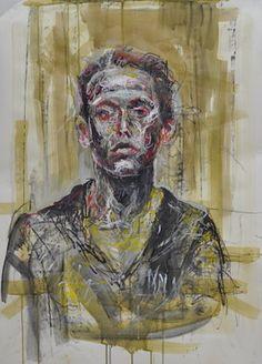"Saatchi Online Artist Alexander Clayton Johnson; Mixed Media, ""Untitled"" #art"