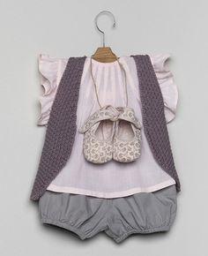 Nícoli baby conjuntos completos y encantadores > Minimoda.es